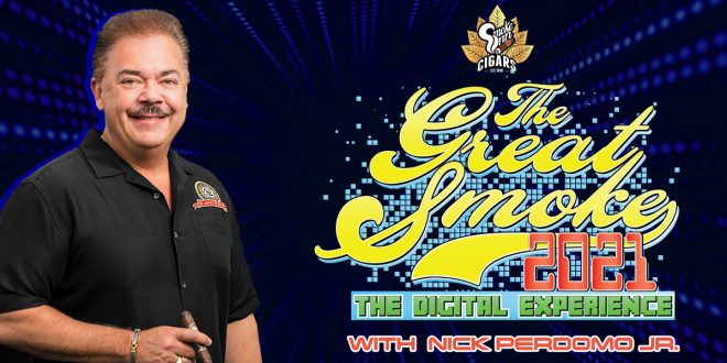 Cigar Talk interview with Nick Perdomo of Perdomo Cigars.