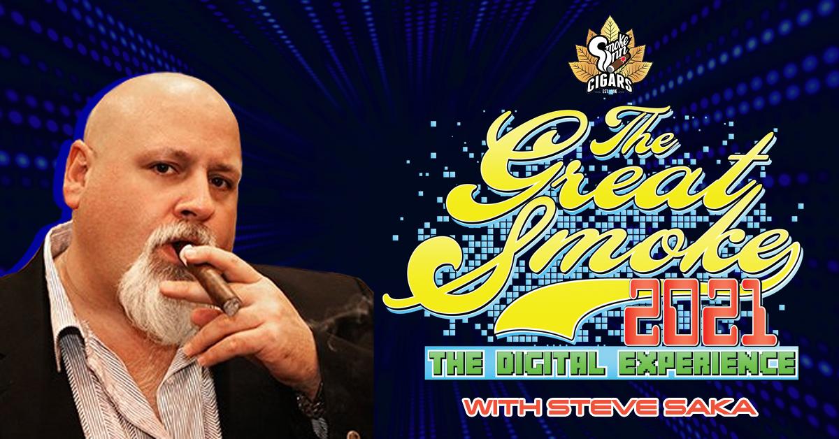 Cigar Talk interview with Steve Saka and Smoke Inn Cigars.
