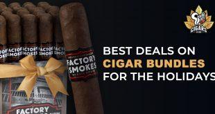 best deals on cigar bundles