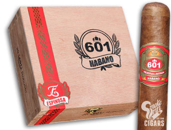 601 Serie Red Habano