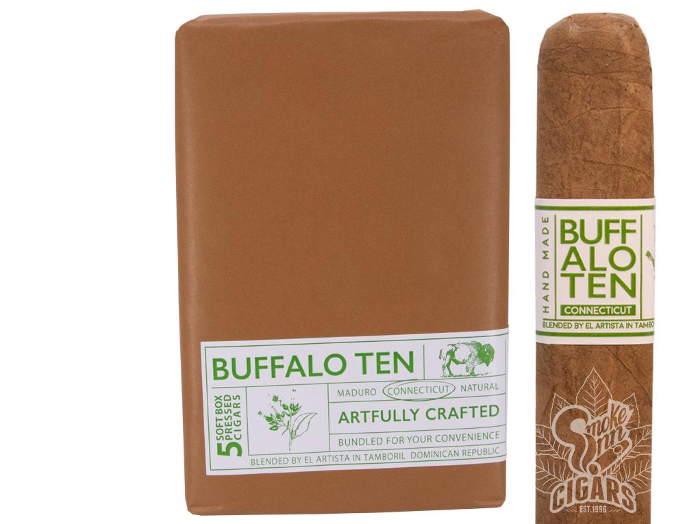 Buffalo Ten Connecticut By El Artista