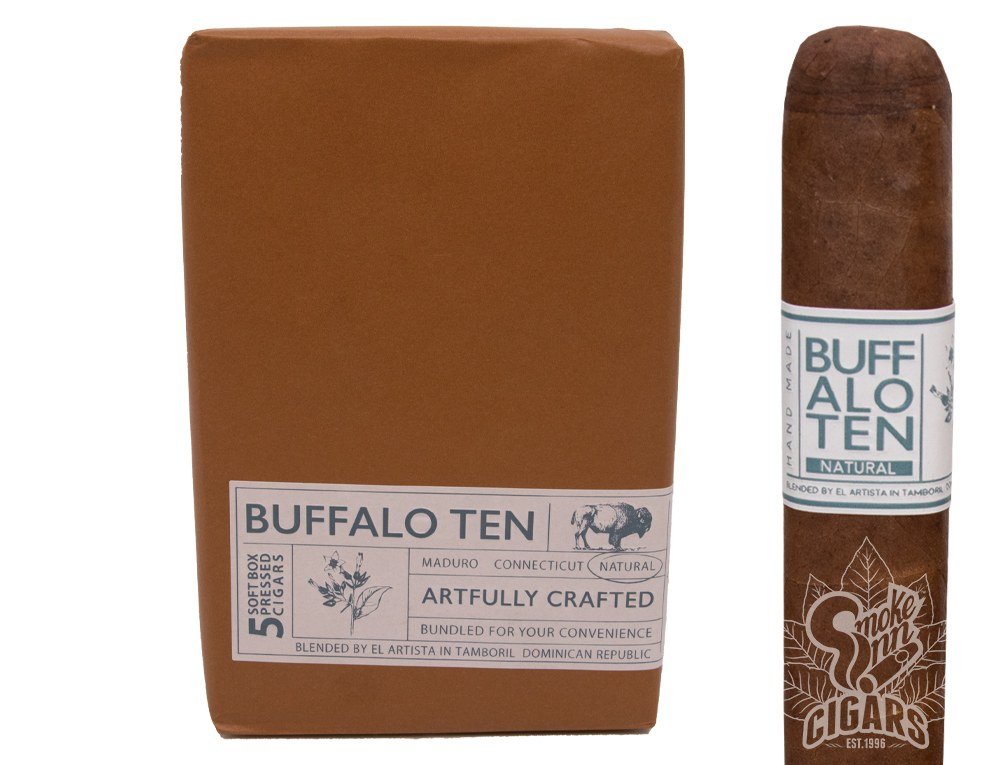 Buffalo Ten Natural By El Artisa