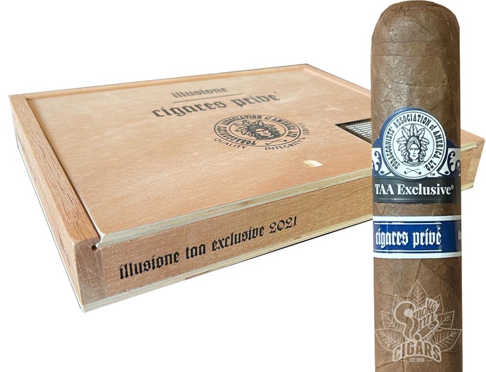 Illusione 2021 Cigares Prive TAA 2021 Exclusive