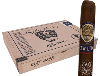 Caldwell Long Live the King Mad Mofo Cigars For Warriors Edition