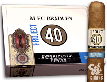 Alec Bradley Experimental Series Project 40