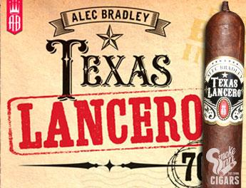Alec Bradley Texas Lancero