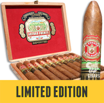 Arturo Fuente Solaris - SI Exclusive Product