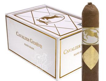 Cavalier Genéve White Series