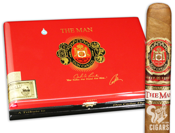 Arturo Fuente Don Carlos The Man and The Legend