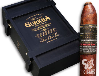 Gurkha Cellar Reserve 15yr Limitada