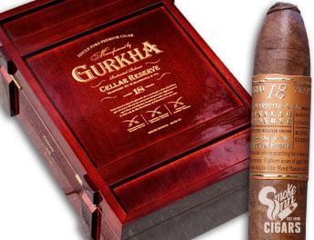 Gurkha Cellar Reserve 18yr