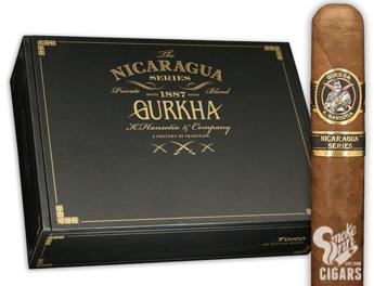 Gurkha Nicaragua