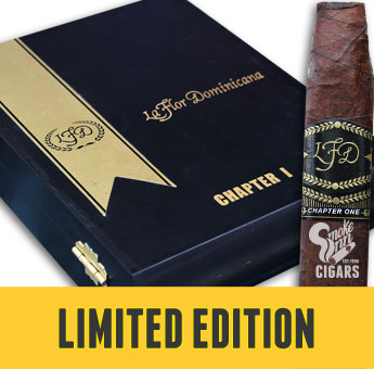 La Flor Dominicana Chapter 1 Chisel