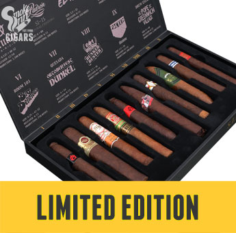 Smoke Inn Microblend Collection First Edition