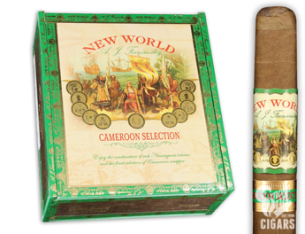 New World Cameroon Selection by AJ Fernandez