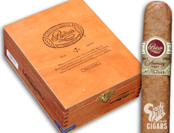 Padron 1964 Anniversary Series Soberano and Presidente
