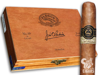Padron Black Label No. 89 TAA Exclusive