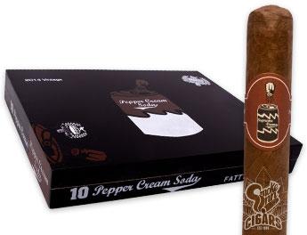 Caldwell Lost & Found Pepper Cream Soda Habano - Box Edition