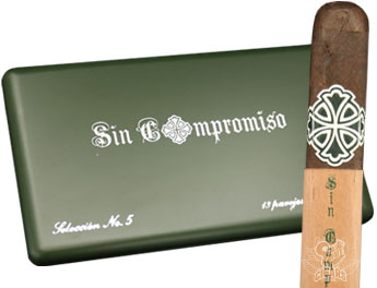 Sin Compromiso by Dunbarton Tobacco & Trust