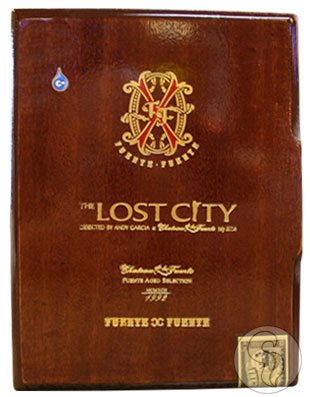Buy Opus X Lost City Collection Robusto On Sale Online