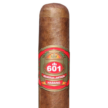 601 Serie Red Habano Robusto 5 Pack