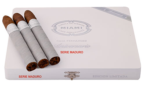 Casa Fernandez Miami Aniversario Cuban 109 - 5 Pack