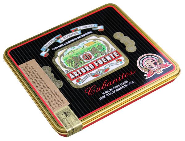 Fuente Tin Cubanitos - 5 Tins of 10