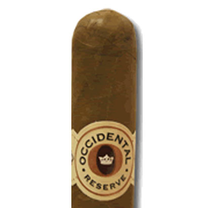 Occidental Reserve Robusto Natural Bundle