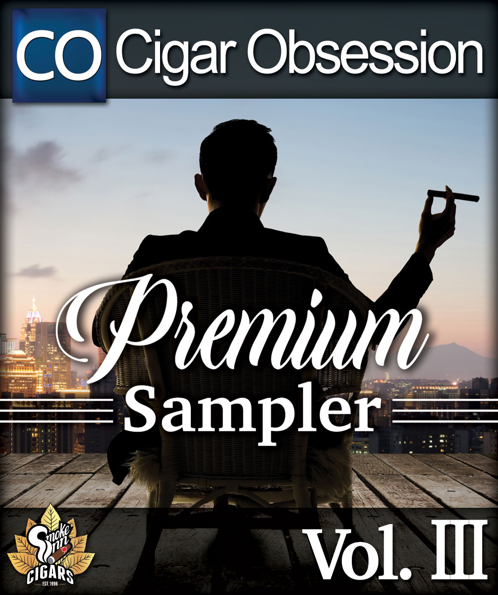 Cigar Obsession Premium Sampler Vol. III