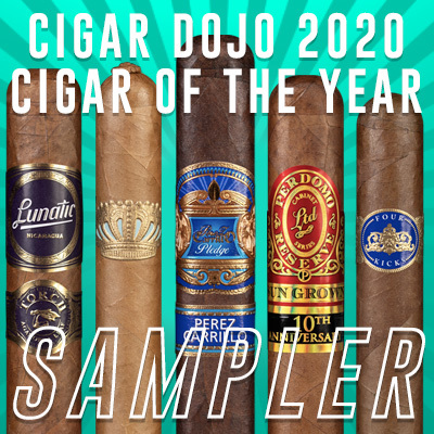 Cigar Dojo 2020 Top Cigars of the Year Sampler