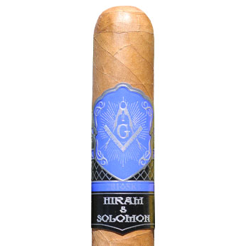 Hiram & Solomon Apprentice Connecticut Robusto - 5 Pack