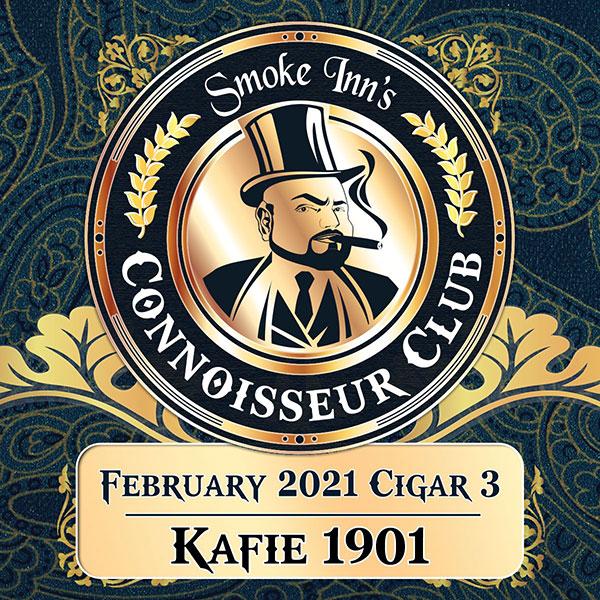 February 2021 Cigar #3 - Kafie 1901