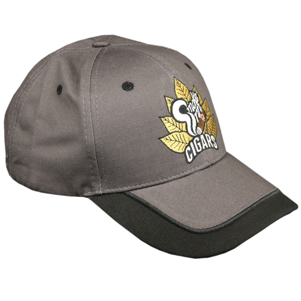 SI Grey Logo Hat