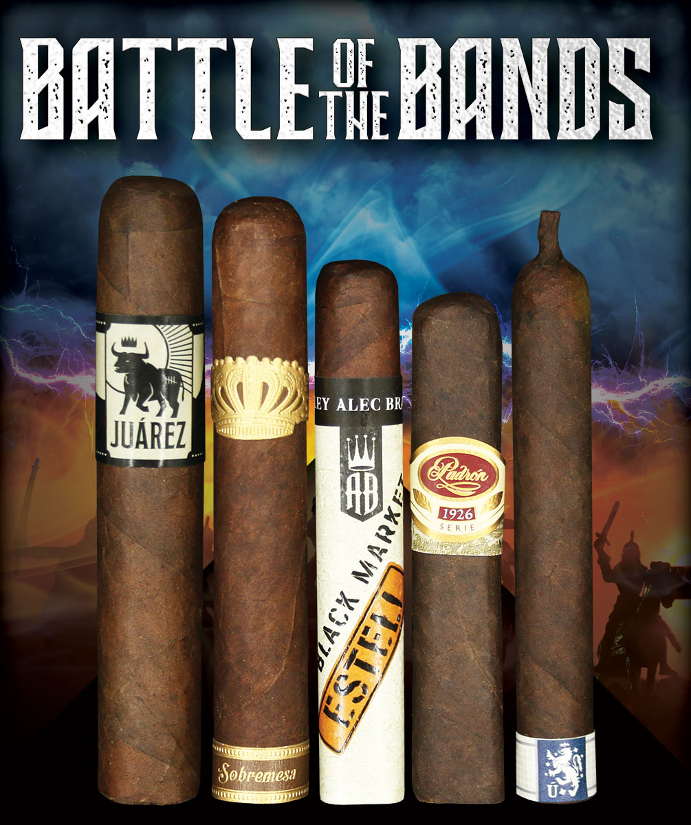 Battle of the Bands 2020 Cigar Prop Edition