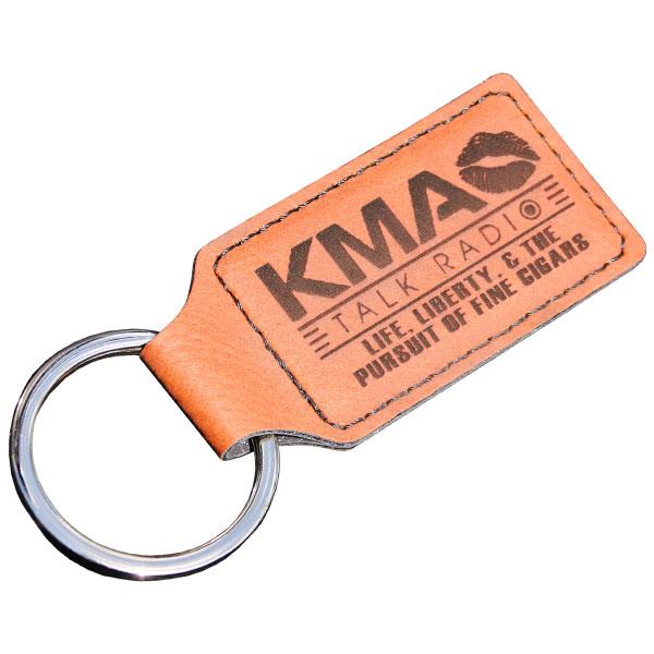 KMA Talk Radio Keychain
