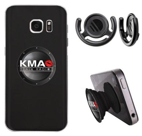 KMA Logo Popsocket With Mount