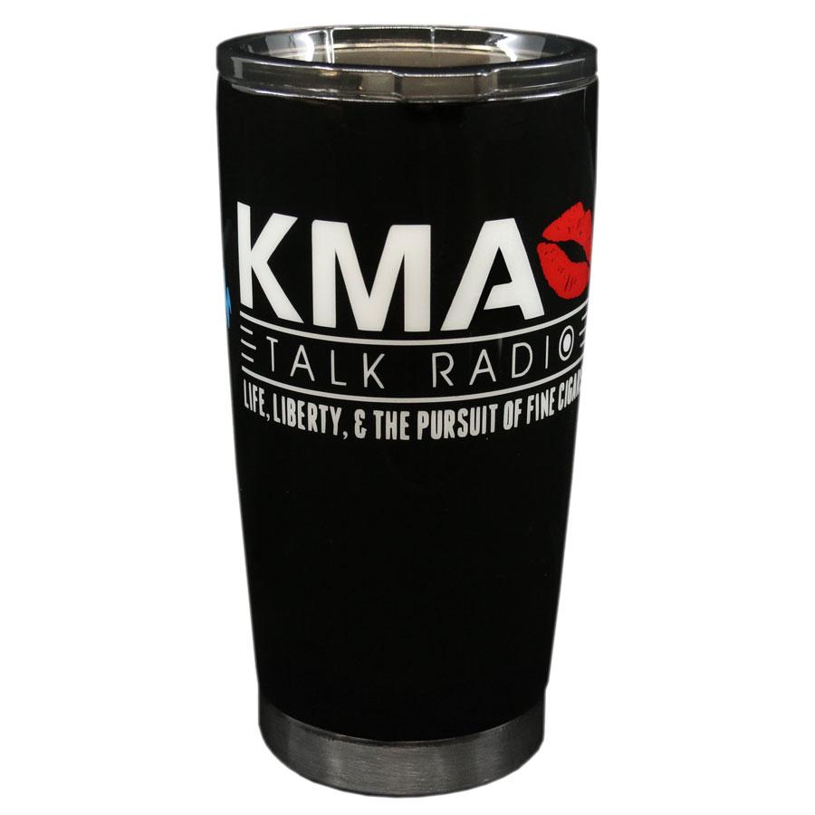 KMA Talk Radio Insulated Tumbler