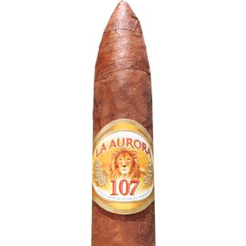 La Aurora 107 Maduro Toro - 5 Pack