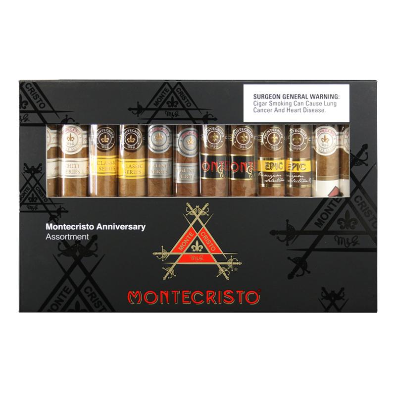 Montecristo Anniversary Assortment