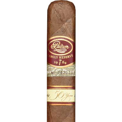 Padron Family Reserve No. 50 Maduro - 5 Pack