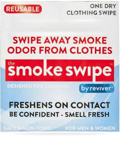 Reviver Smoke Swipes - 3 Pack