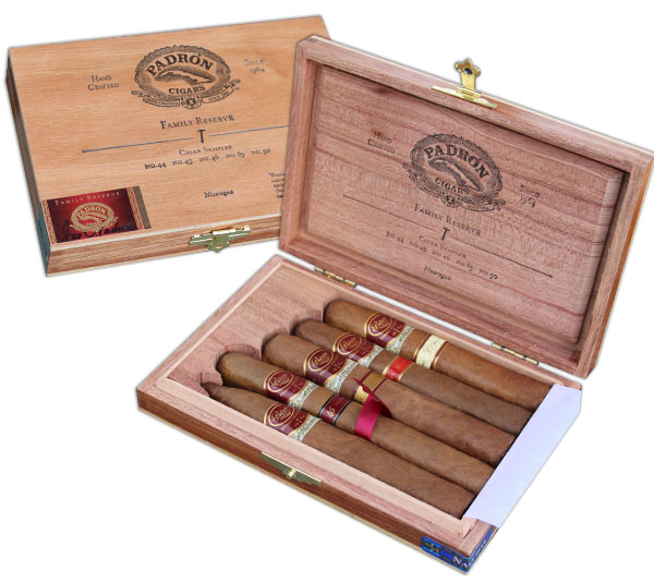 Padron Family Reserve Gift Set Natural