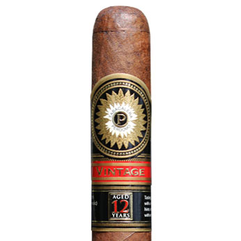 Perdomo Vintage Double Aged Sungrown Robusto - 5 Pack