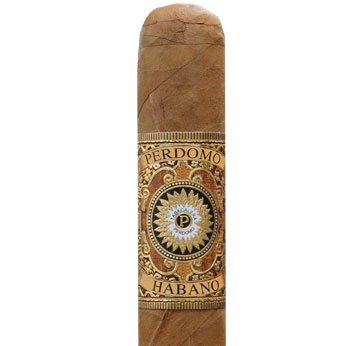 Perdomo Habano Bourbon Barrel Aged Connecticut Epicure - 5 Pack