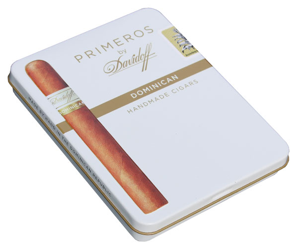 Davidoff Dominican Primeros - 5 Tins of 6