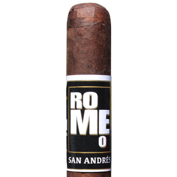 Romeo San Andres By RyJ Robusto - 5 Pack