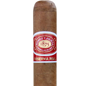 Romeo y Julieta Reserva Real Verona's Court Tube - 5 Pack