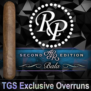 Rocky Patel ALR 2nd Edition Bala TGS Exclusive Overruns- 5 Pack