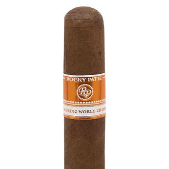 Rocky Patel Cigar Smoking World Championship Robusto - 5 Pack