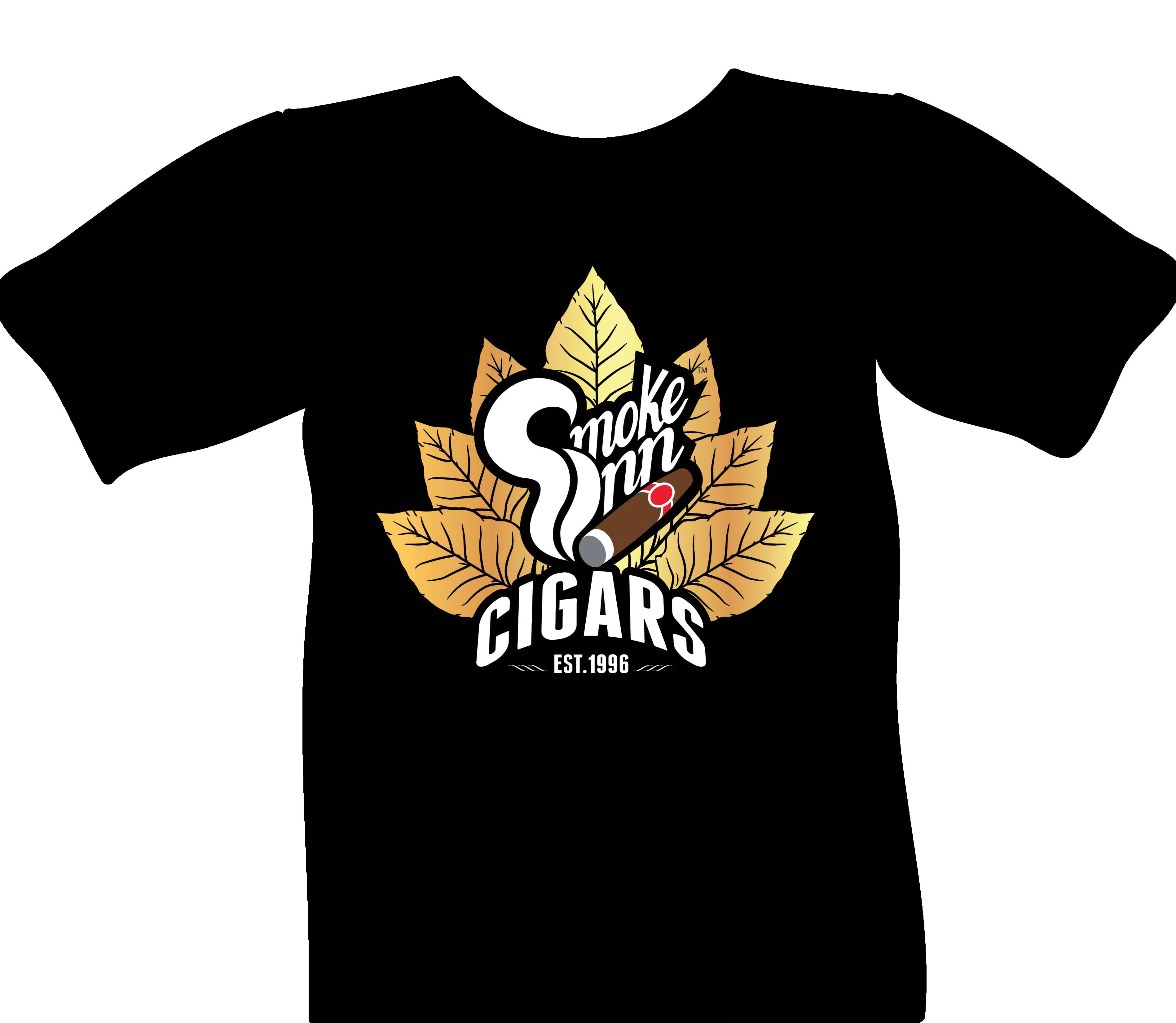Smoke Inn Logo T-Shirt